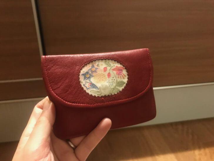 防災用のお財布