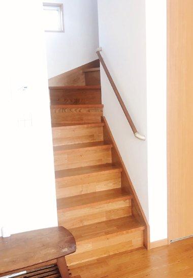 一戸建て階段の幅と段数