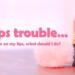 【写真あり】唇のシミを皮膚科のレーザーで消してきた!費用・痛み・気になる効果は?